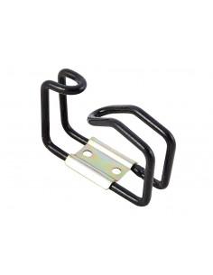 Guia para cableado rack metal
