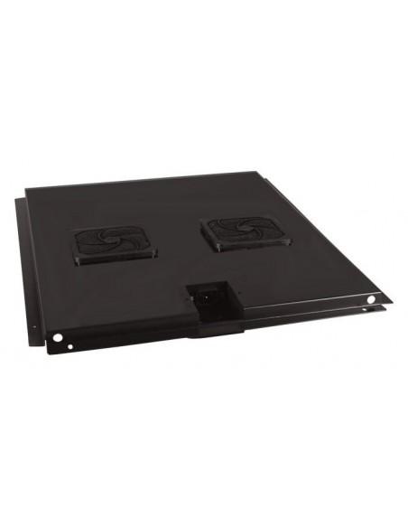 Unidad ventilación de techo 2 vent. f-600mm MONOLYTH