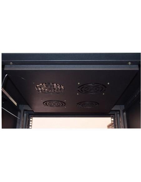 Unidad ventilación de techo 4 ventiladores rack fondo 1000mm