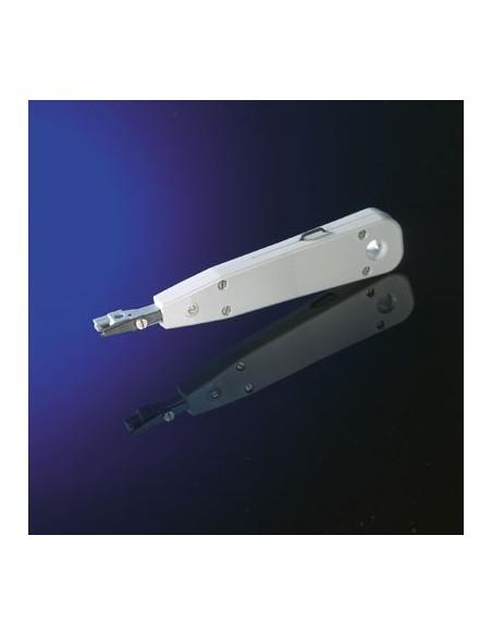 Máquina insertadora por impacto para conectores Krone