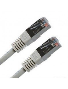 CABLE RED LATIGUILLO RJ45 CAT.5E SFTP AWG24, 1.0 M 10.20.1001