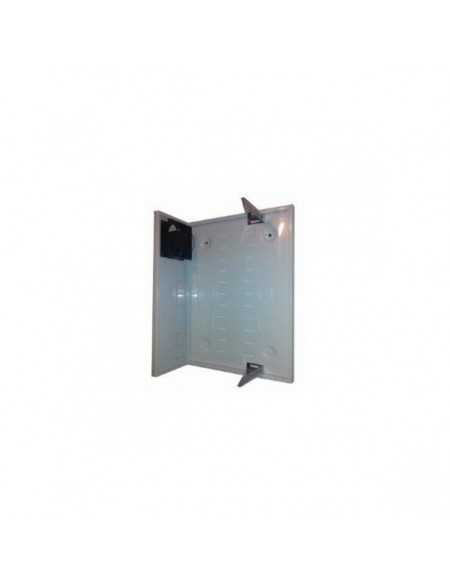Armario Rack mural 3U vertical 600x400x155 mm.
