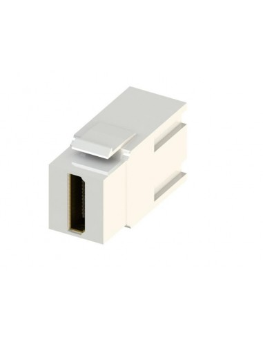 Conector HDMI tipo Keystone para panel o roseta