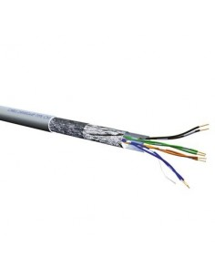CABLE RED RJ45 CAT.5E FTP FLEXIBLE AWG24, 305 M