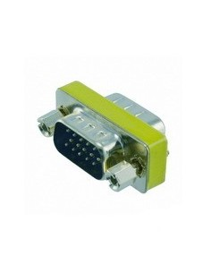ADAPTADOR VGA, HDB15/M-HDB15/M