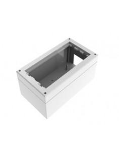 Caja de mecanismos 1 elemento superficie
