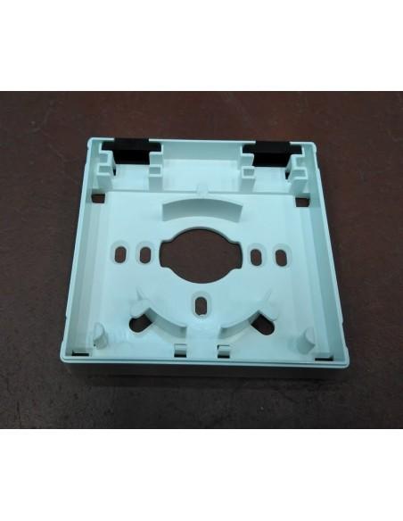 PAU fibra óptica con 2 salidas SC simplex o 4 salidas LC duplex
