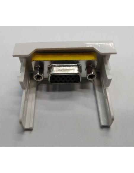 Módulo 22.5x45 para VGA Hembra Hembra