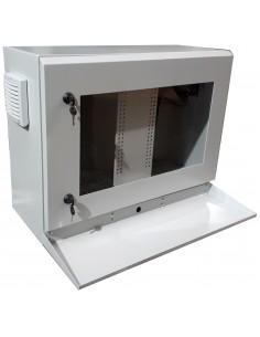 Armario mural compacto para PC industrial IP54