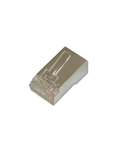 CONECTOR RJ45 CAT5E FTP (BOLSA 100 UNIDADES)