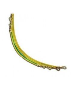 Cable toma de tierra rack - kit toma de tierra para rack