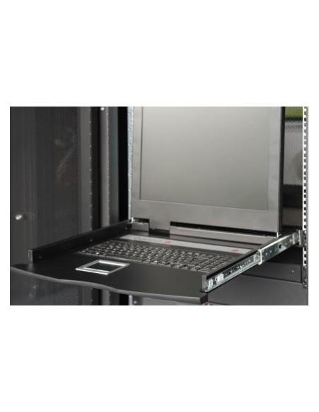 "Consola KVM 8 puertos pantalla 17"""