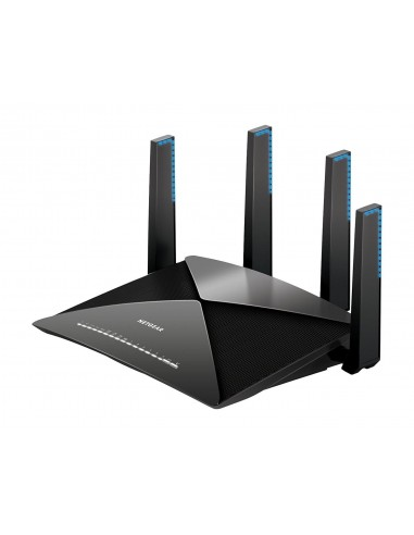 Router Gaming X10 Wifi  7200 Mbit/s, 802.11ac/ad, Quad-Stream MU-MIMO, procesador cuatro núcleos  1,7 GHz  Plex Media Server