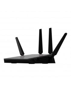Router X4 - Router con tecnología WiFi Doble banda con 4 puertos Ethernet Gigabit y 2 puertos USB 3.0