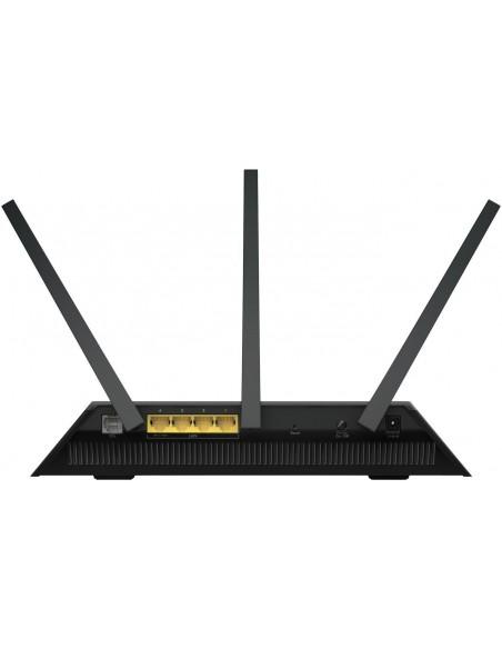 Módem Router Gaming con tecnología WiFI Dual Band ADLS/VDSL, 4 puertos Ethernet Gigabit y 2 puertos USB 3.0