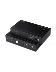 Extensor para USB, 1 Local + 1 usuario remoto HASTA 200 m (CAT5e)