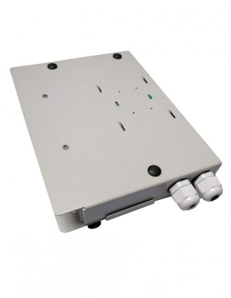 Caja Fibra Óptica Int.Pla. 8 fibras SC/ST simplex