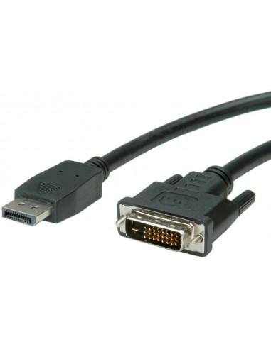 Cable DisplayPort Macho - DVI-D (24+1) M