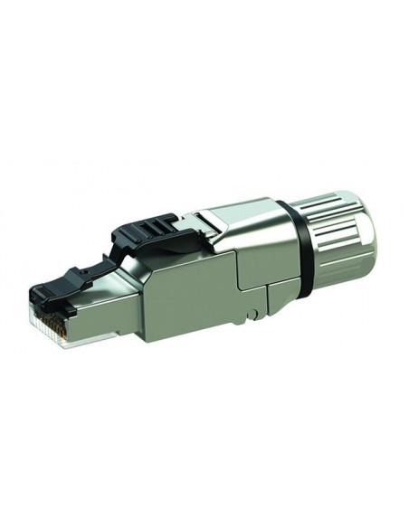 Conector RJ45 macho CAT8 J00026A5005