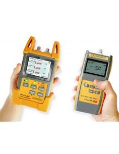 Kit de instrumentación de medida básico para FTTH