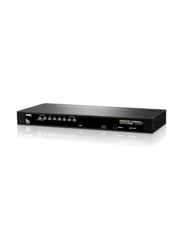 KVM Switch COMBO 8 PUERTOS USB y PS/2