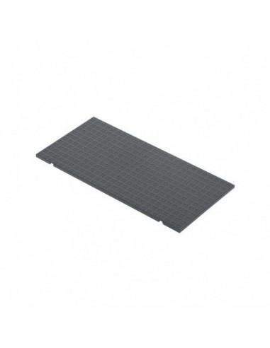Tapa embellecedora caja de suelo para 3 módulos
