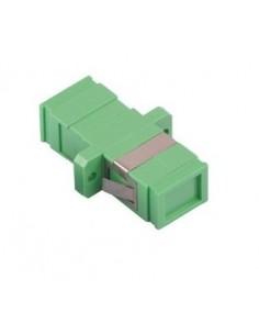 Adaptador Fibra optica simplex SC-APC monomodo OS2