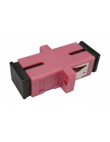 Adaptador F.O. Simplex  Multimodo SC-UPC OM4