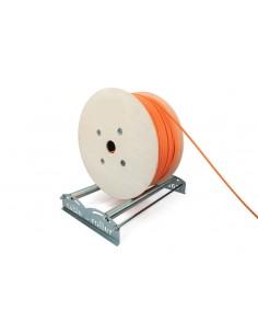Rodillo de cable, 600 x 400 x 100 mm