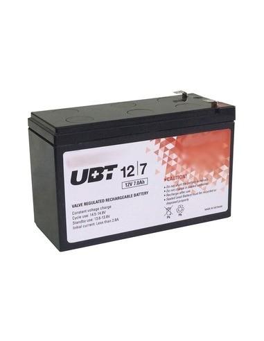 bateria de sustitución sai 12V 7 Ah