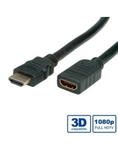 Cable HDMI Macho/Hembra 3 metros Alta Vel.