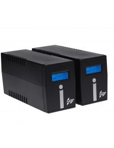 SAI ZIGOR Serie OPTIME UPS 800VA 480W