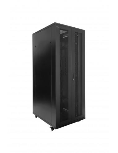 "Rack 19"" 47U 800X1000 Pta metalica doble. compre su rack online"