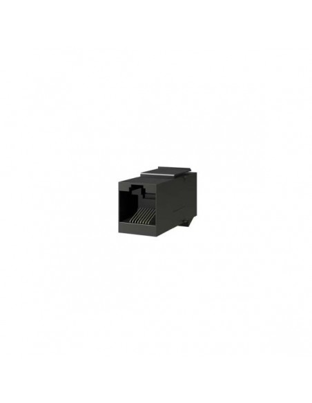 Conector Doble Hembra RJ45 CAT5E UTP