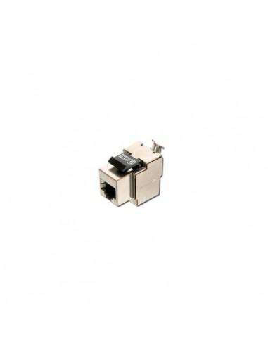 Conector RJ45 hembra cat 5E FTP