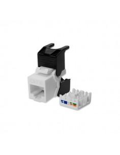 Conector RJ45 Hembra CAT-6 UTP Tool Free