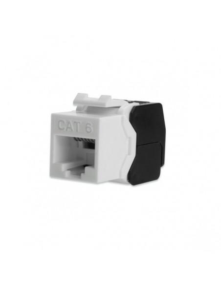 Conector Hembra RJ45 CAT-6 UTP Toll Free