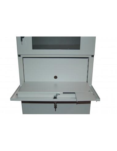 Armario rack para PC industrial