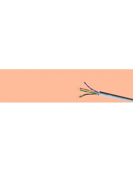 Cable CAT6A y CAT7